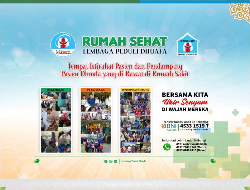 LPD Sediakan Rumah Singgah Pasien Dhuafa di Banda Aceh