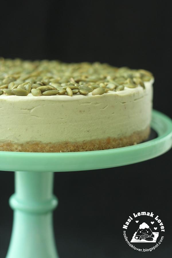 No Bake Avocado cheesecake ????????