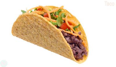 Taco, Taco food