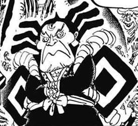 One Piece Karakter - Kumpulan Foto Raizo dan Fakta Tentang Raizo