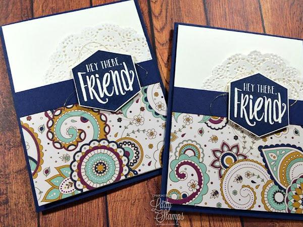 Hello Friend Card!