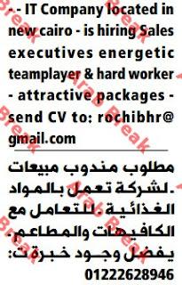 وظائف وسيط القاهرة