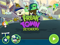 Download Game Android Freaktown Defenders APK
