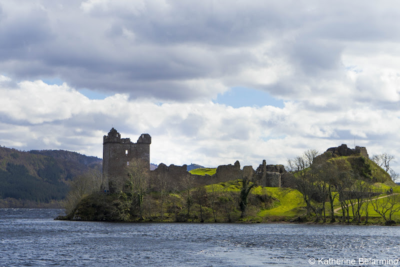 Urquhart Castle Loch Ness Best Castles in Scotland for a Road Trip Itinerary