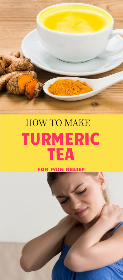 pain relief tea