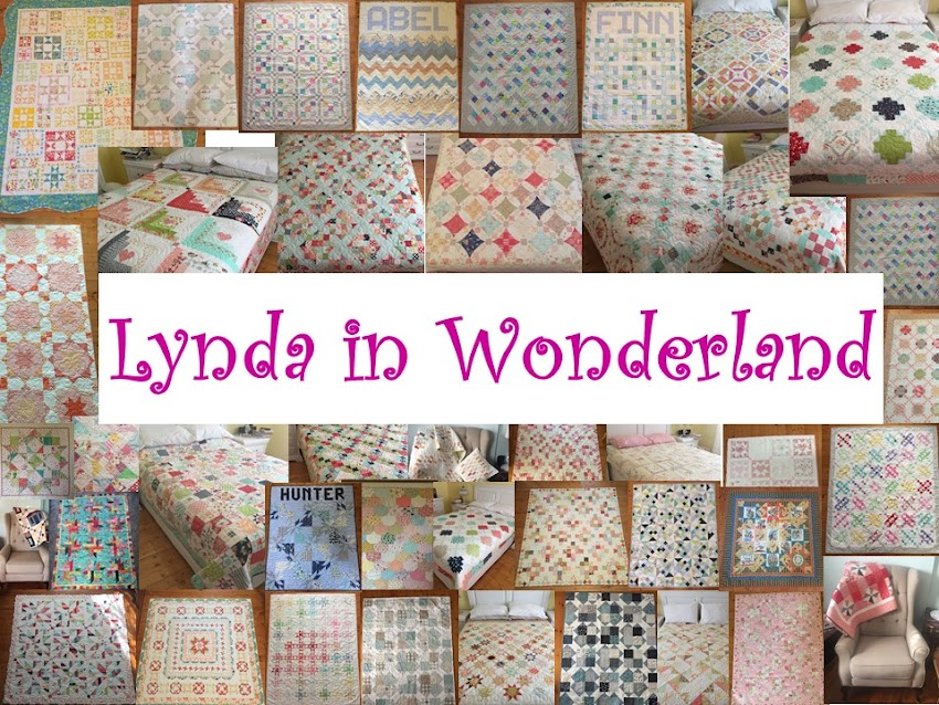 Lynda in Wonderland