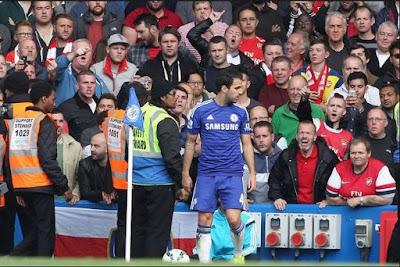 Fans Arsenal Lawan Terberat Fabregas