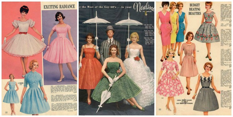 A Vintage Nerd Vintage Blog 1960s Fashion Lana Lobell Vintage Fashion Inspiration 1960s Dresses