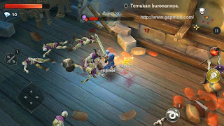 Download Dungeon Hunter 5 v1.3.0h Apk Android