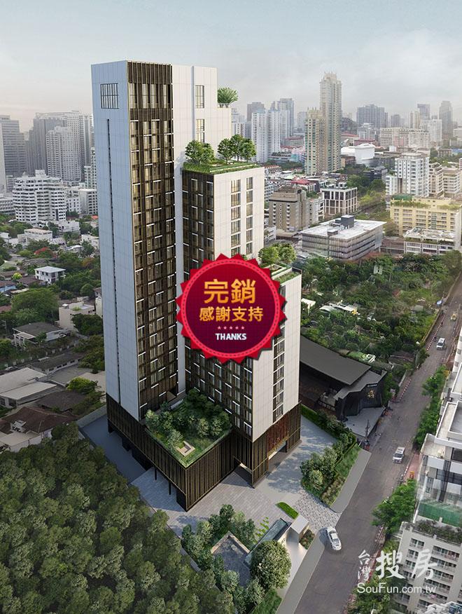 【曼谷】NOBLE AROUND 33貴族公寓,台灣搜房 泰國房地產