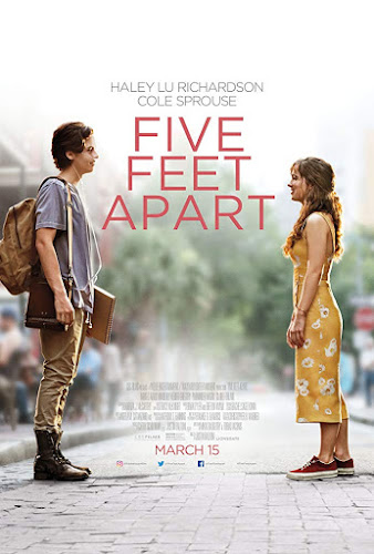 Five Feet Apart (BRRip 1080p Dual Latino / Ingles) (2019)