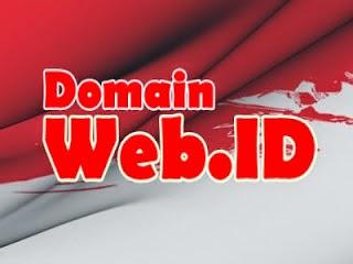 Cara Terbaru Mengganti Subdomain blogspot Menjadi web id