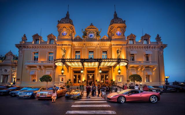 Conhecer o Cassino Monte Carlo em Mônaco