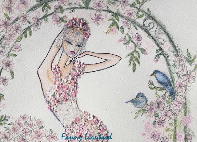 FANNY LIAUTARD Paris créatrice de robes de mariée