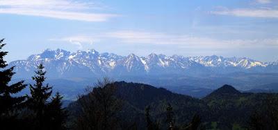 Panorama Tatr.