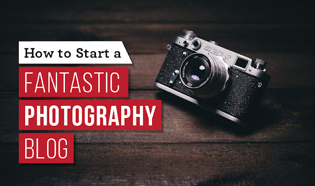 How To Start a Photoblog - #Infographic