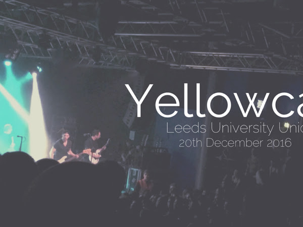 LIVE REVIEW: YELLOWCARD @ LEEDS UNIVERSITY UNION // 20TH DECEMBER 2016
