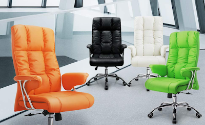 Neo Chair Executive Office Chair High Back PU Leather Desk Computer Task Home Chair