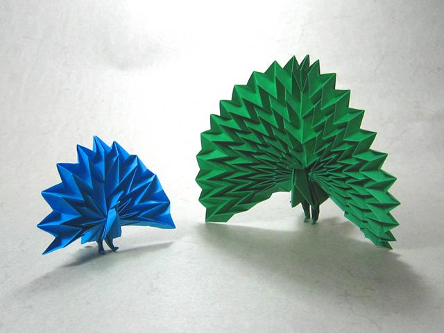 paper art origami