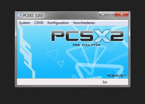برنامج تشغيل ألعاب البلاي ستيشن علي جهاز الكمبيوتر Pcsx2