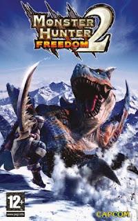 Game Monster Hunter Freedom 2 PPSSPP Apk