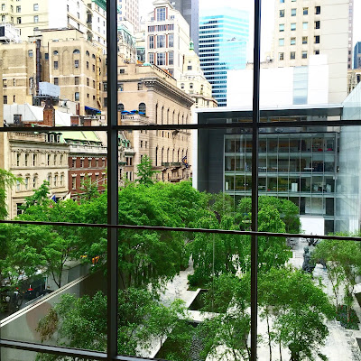 NYC tourist travel guide MOMA