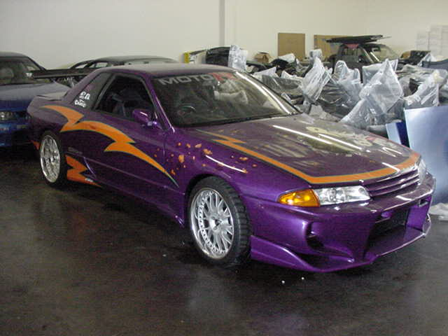 Not My Style, Never But It Was Different. Al\u0027s Dragonball Z R32  GT-R. It Wild In 2001, Is Still A Bit For Today.