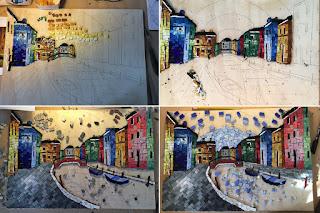 orsoni progress burano venice mosaic master glass smalti italian italy flutterbyfoto flutterbybutterfly