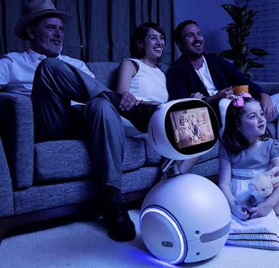 Zenbo Smart Home Robot