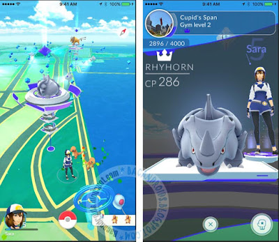 Cara Instal Game Pokemon Go di IPhone