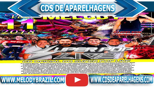 BAIXAR O SUPERPOP CD DO VOL.3