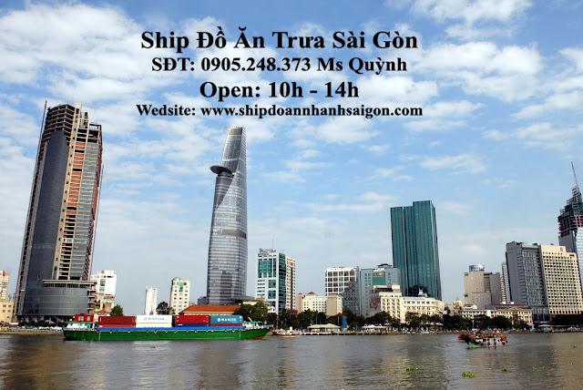 Ship Đồ Ăn Trưa Sài Gòn - SĐT: 0905.248.373 Ms Quỳnh
