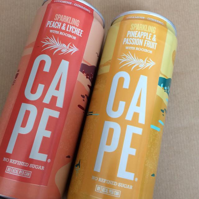Cape drinks, Degustabox