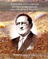 Los olvidos de la literatura yucateca de principios del siglo XX: Pedro I. Pérez Piña