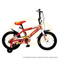 16 Inch Wimcycle Bronco