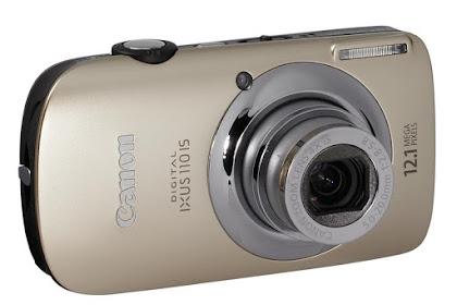 Canon IXUS 110 IS Driver Download Windows, Mac