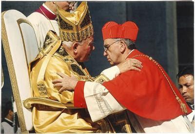 Jean-Paul II, Francis