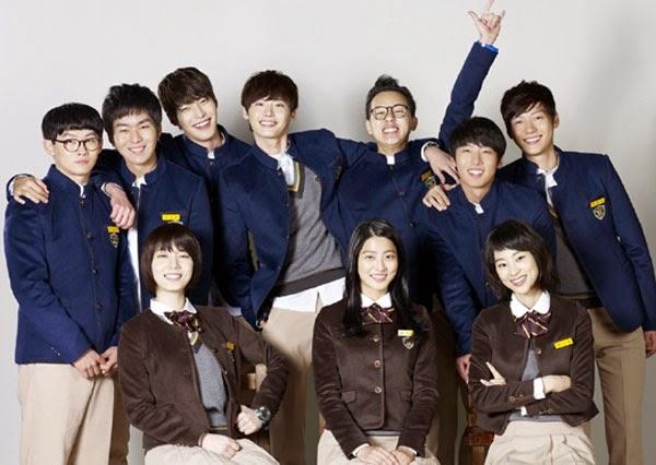 Sinopsis School 2013 Korean Drama