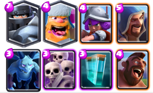 Is This A Good Lumberjack Golem Deck