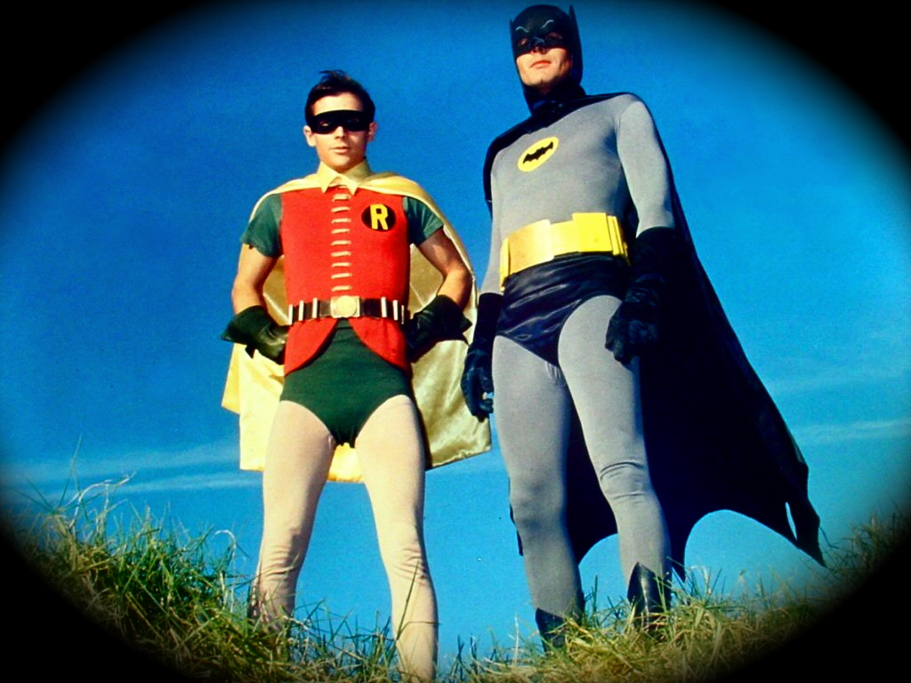 And what about 1960u0027s Batman and Robin? ZAP! BAM! Same Bat time same Bat channel. We decided to raid our closets and thrift stores to make upcycled ... & Ponderings on my Wanderings: Holy DIY Batman!