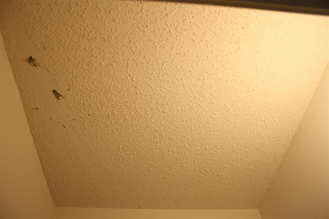 Superb How To Remove Popcorn Ceiling Without Water Hbm Blog