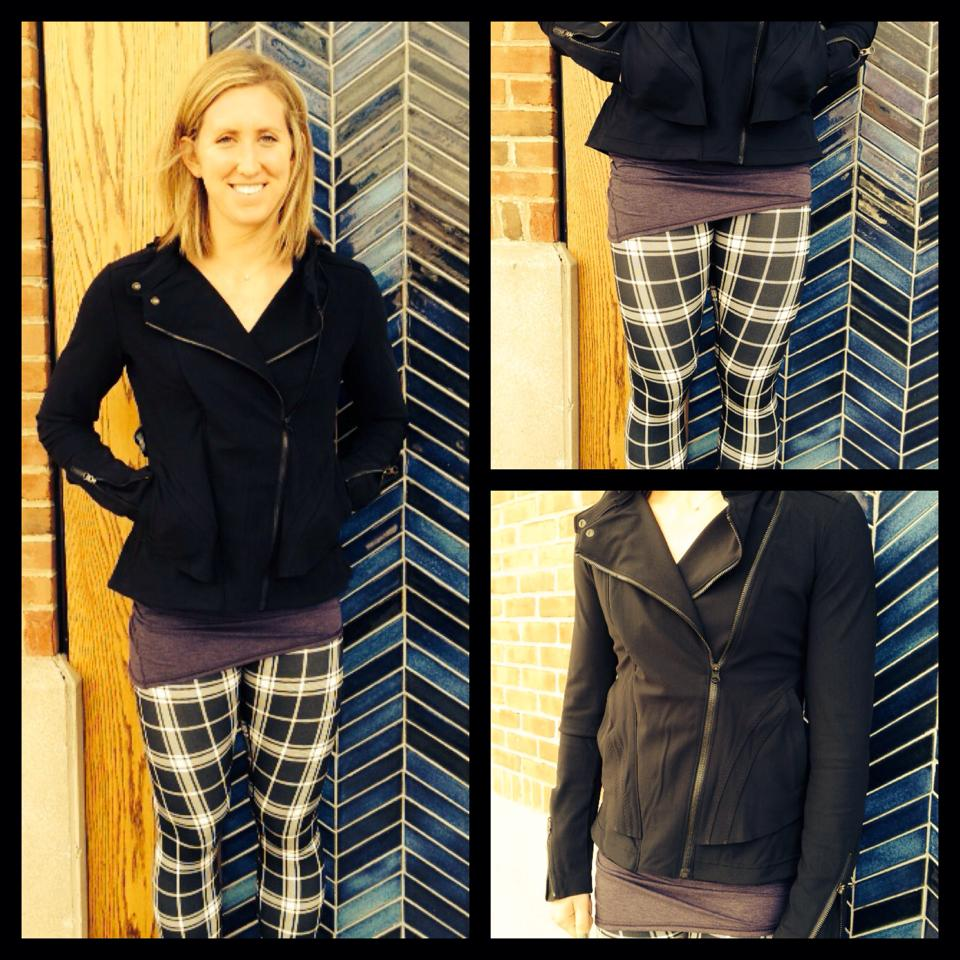 lululemon varsity-plaid-wunder-under-pant