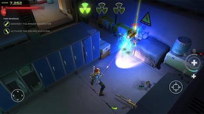 لعبة Xenowerk مهكرة للأندرويد، لعبة Xenowerk كاملة للأندرويد