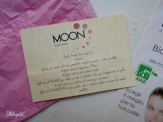 Moon di Marinella prodotti bava di lumaca