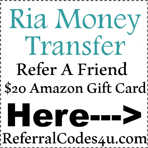 Ria Money Transfer Promo Codes 2016-2021, RiaMoneyTransfer.com Reviews August, September, October