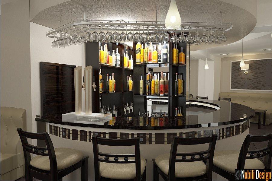 Design interior restaurante baruri cafenele - Amenajari Interioare - Arhitect Bucuresti