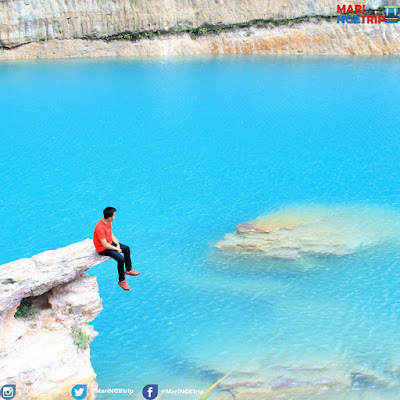 Danau Parta Danau Biru Pengaron Mari NGEtrip