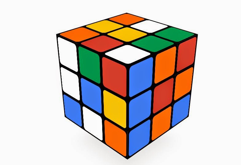 Google Doodle Play Rubik Cube With Google The Tech