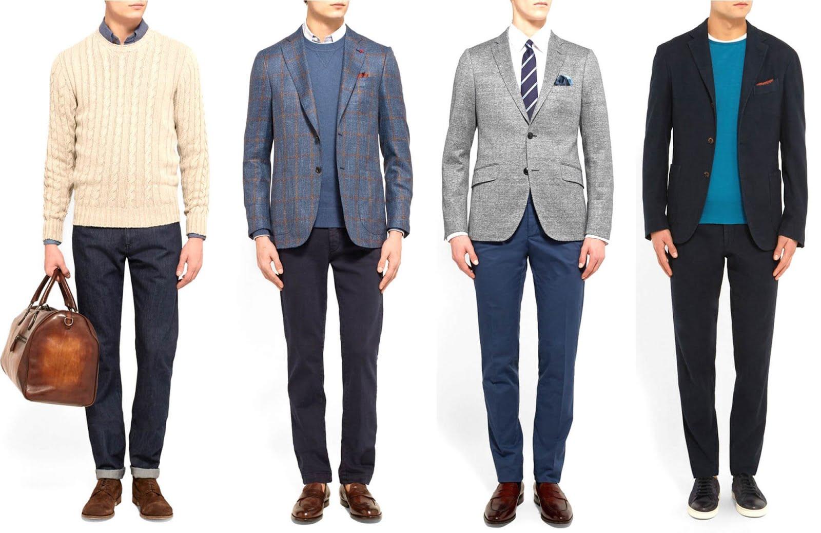 Style 101 6 Pilihan Gaya Casual Dan Formal Jobb Apparel
