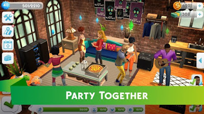 Download Game The Sims™ Mobile Apk v1.1.0.79653 Free Android Full